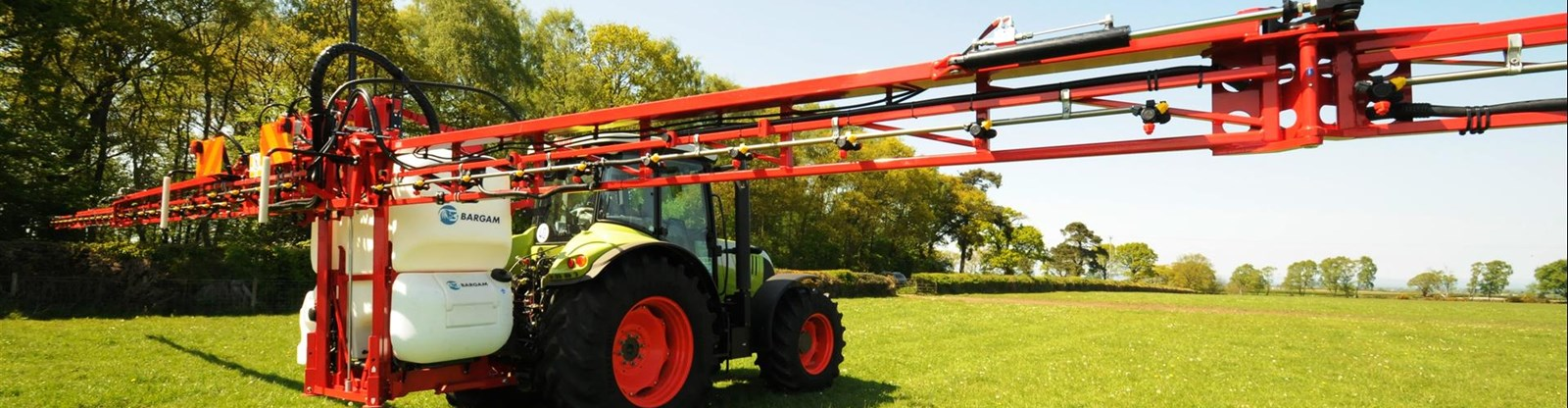 Tractor Mounted Sprayers | Bargam Sprayers